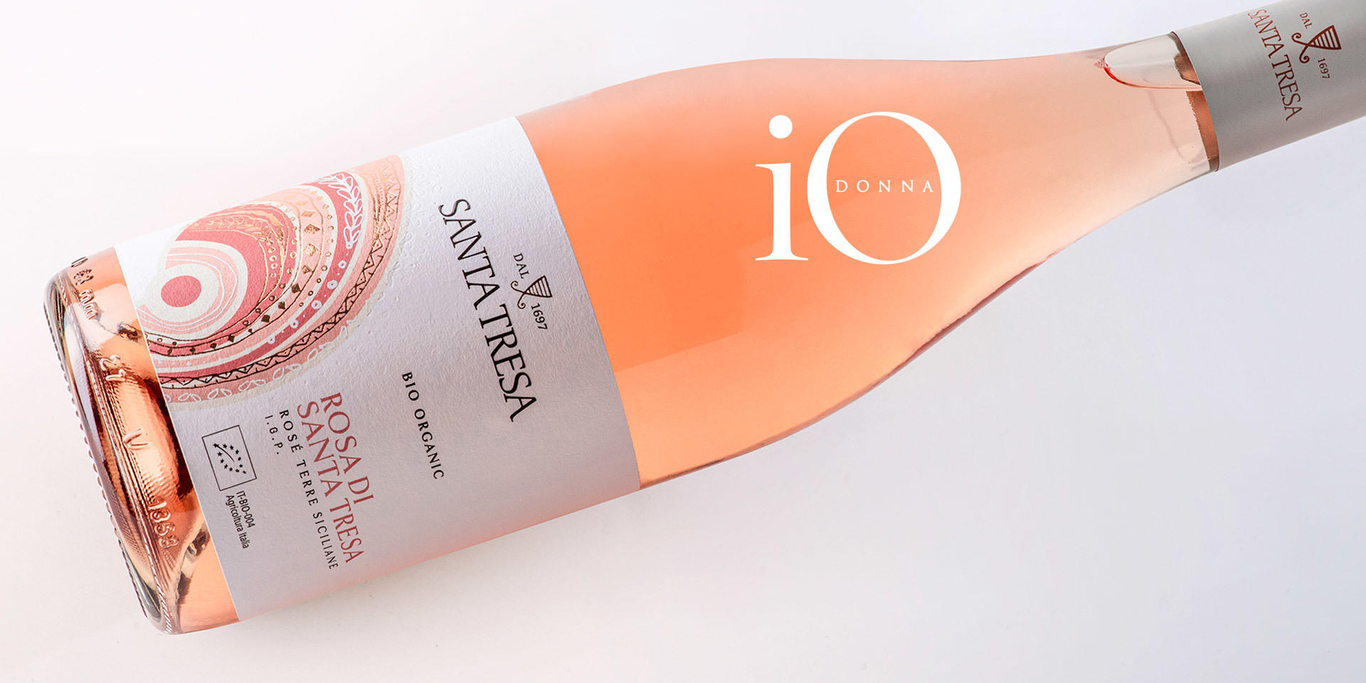 Rosa di Santa Tresa tra i 20 Vini rosé per sentirsi in Costa Azzurra anche da casa