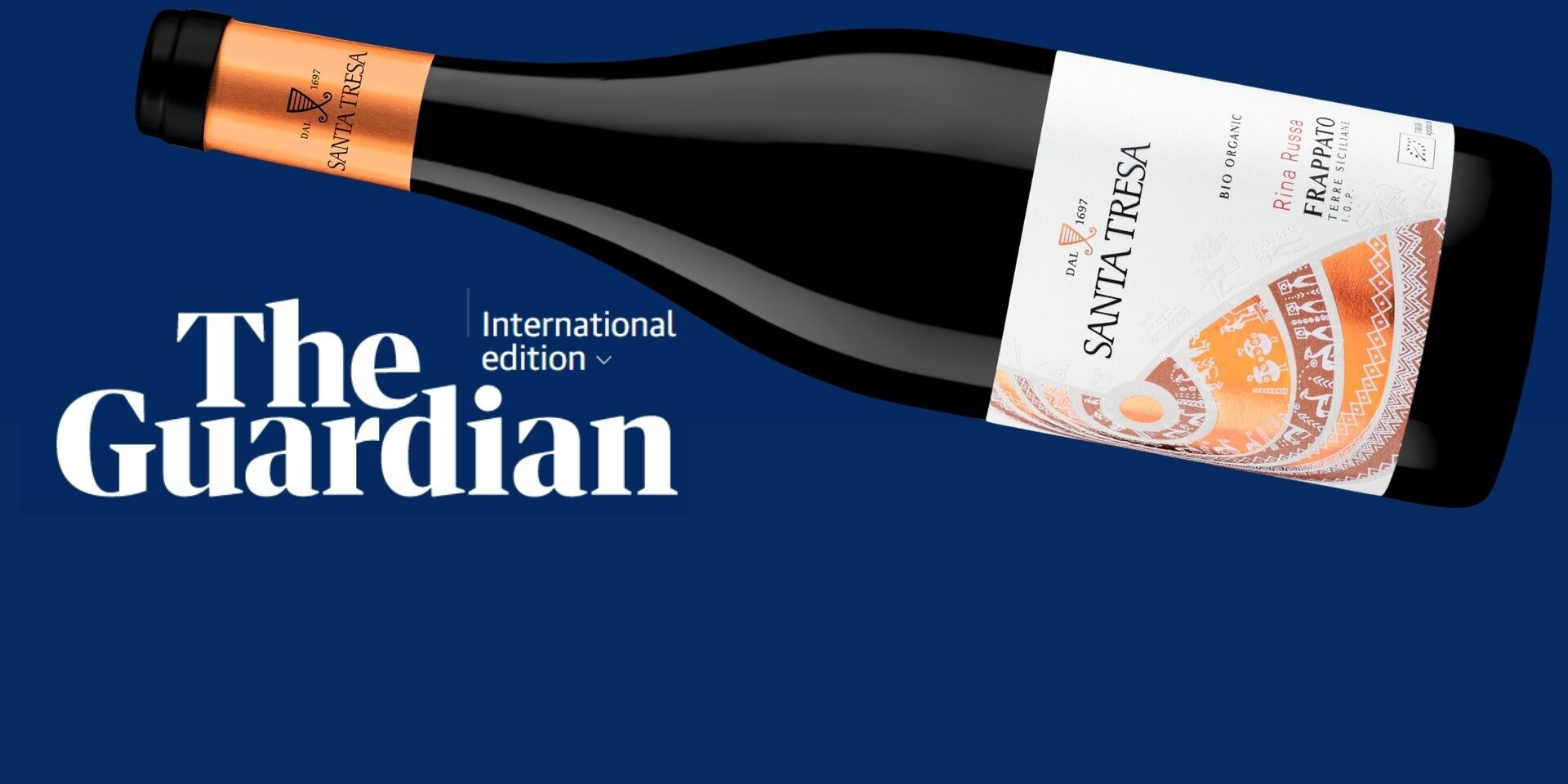 The Guardian - The finer side of Sicilian wine